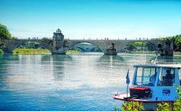 Avignon, Francia fotografia stock