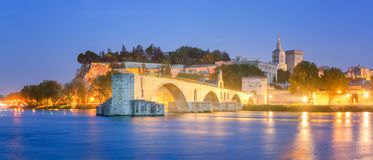Avignon - Frankreich lizenzfreie stockfotografie