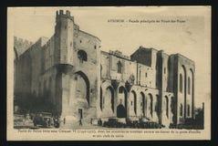 Avignon Frankreich Stockfotografie