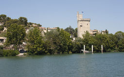 Avignon, Frankrijk Stock Afbeelding