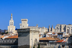 Avignon, Frankrijk Royalty-vrije Stock Afbeelding