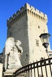 Avignon, Frankrijk stock foto