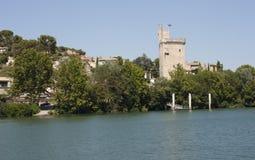 Avignon Frankrike Fotografering för Bildbyråer