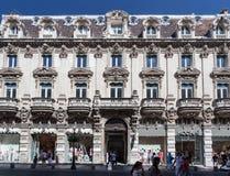 Avignon Historical Building Provence France Stock Image