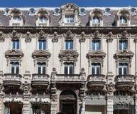 Avignon historische errichtende Provence Frankreich Lizenzfreies Stockfoto