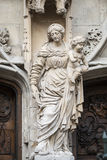 Avignon, igreja histórica fotos de stock royalty free