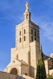 Avignon - Notre Dames des Domes Church Royalty Free Stock Image