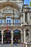 Avignon, Opera Groot Avignon Stock Fotografie