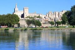 Avignon, Palais des Papes Zdjęcia Stock