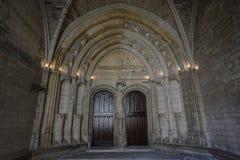 Avignon : Palais des papes photo stock