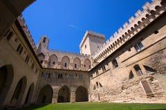 Avignon papiestwo, Avignon, Francja obraz stock