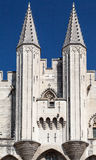 Avignon Popes Palace Provence France Royalty Free Stock Images