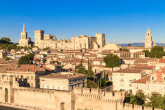 Avignon in Provence Royalty Free Stock Photo