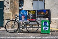 AVIGNON, PROVENCE, FRANÇA - 5 DE JULHO DE 2017: ` Avignon do festival d Imagens de Stock