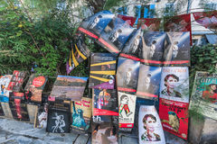 AVIGNON, PROVENCE, FRANCE - 5 JUILLET 2017 : ` Avignon du festival d Photographie stock libre de droits