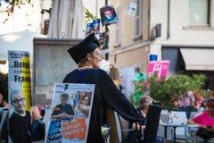 Avignon Provence France stock photography