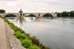 Avignon in Provence Royalty Free Stock Photo