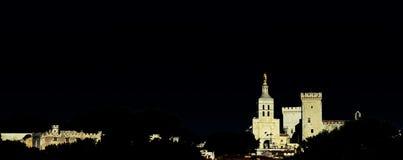 Avignon skyline Stock Photos