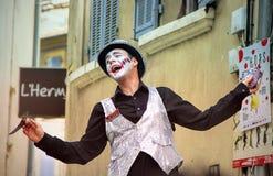 Avignon Theatre Festival Royalty Free Stock Photos