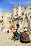 Avignon Theatre Festival Stock Images