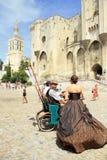 Avignon Theatre Festival Stock Photos