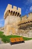 Avignon tower. Royalty Free Stock Photography