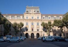 Avignone Provenza di costruzione storica Francia Fotografia Stock Libera da Diritti