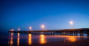 Avila Beach Pier Stock Image