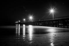 Avila Beach Pier Royalty Free Stock Images