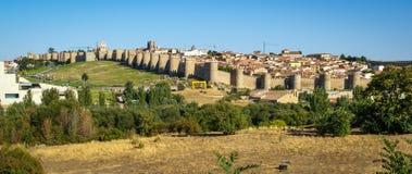 Avila, Castilla y Leon, Spain Stock Photo
