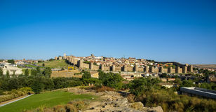 Avila, Castilla y Leon, Spain Royalty Free Stock Image