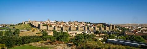 Avila, Castilla y Leon, Spain Stock Image