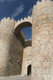 Avila Castilla y Leon, Spain: walls Royalty Free Stock Photos