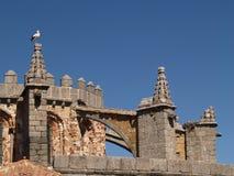 Avila Cathedral, Spain Stock Photo