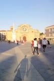 Avila Church, Spain Royalty Free Stock Photo