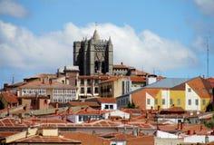 Avila city, Spain Stock Images