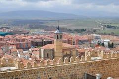 Avila, Hiszpania zdjęcie stock