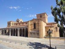 Avila Monastery, Spain Royalty Free Stock Photo