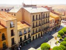 Avila old town Spain Stock Photo