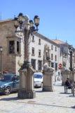 Avila, pejzaż miejski Zdjęcie Stock