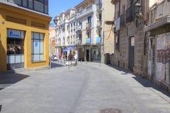 Avila, pejzaż miejski Obraz Stock
