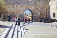 Avila, pejzaż miejski Zdjęcie Royalty Free