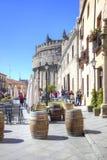Avila, pejzaż miejski Zdjęcia Royalty Free