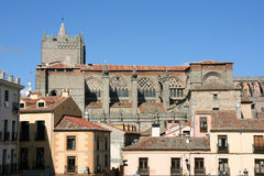 Avila, Spain Royalty Free Stock Photo