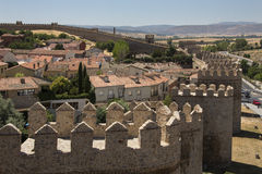 Avila - Spain Stock Images