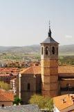 Avila, Spain Royalty Free Stock Photos