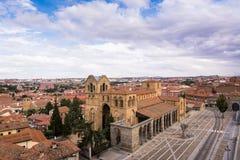 Avila, Spain Royalty Free Stock Image