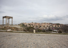 Avila, Spain Royalty Free Stock Photo