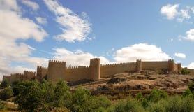 Avila in Spanje Royalty-vrije Stock Foto
