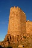 avila tornväggar Royaltyfria Foton